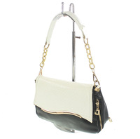 Bd bags 2013 black colorant match cross-body handbag one shoulder women's handbag a70
