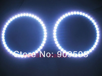 Angel Eyes Kit with Remote control 2pcs RGB 80mm full ring Super super bright  Multi-Color SMD