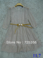 Free Shipping 2013! Lady/Women's SUMMER Mesh Net Vest Maxi Cocktail Dress Party New Style