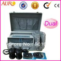 Free Shipping + 100% Guarantee!!! Portable ion cleanse detox foot spa equipment AU-06