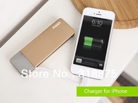 Free Shipping  Worldwide Power 405C External Power bank   Sync your TF Card Capacity:5000mAh