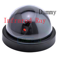 Free Shipping Emulational Fake Decoy Dummy Security CCTV DVR for Home Camera with Infrared LED Wholesale Price