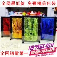 Birthday gift female needle carving magicaf needle painting 3d shoumo toy magic needle  free shipping