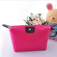 Free shipping Lady's organizer bag multi functional cosmetic bag handbag, dumpings pouch sold by pc