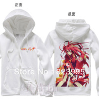 Free Shipping New Anime Shakugan  No  Shana  Hooded Sweatshirt Cosplay Hoodie Costumes