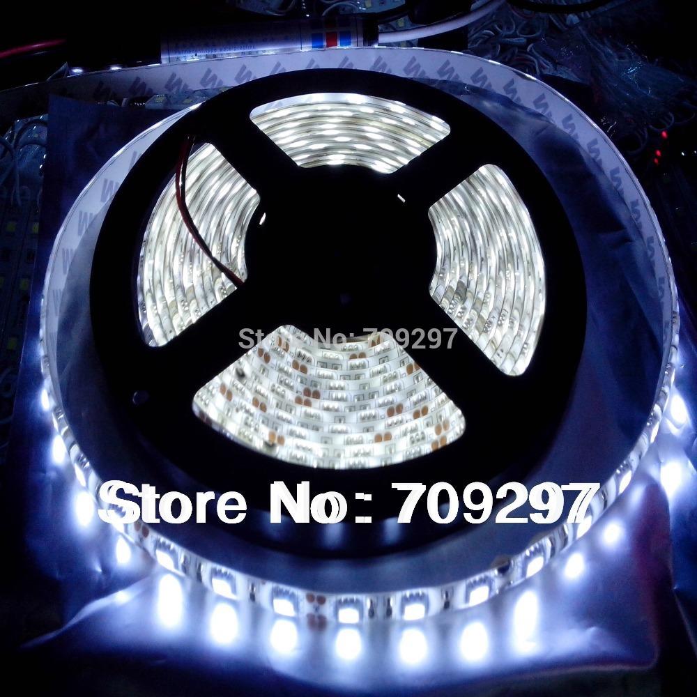 Free DHL/FEDEX/EMS,250m/lot,300LED IP65 waterproof 12V 5050 white/cold white/warm white/red/blue/green/yellow/RGB LED strip,8067(China (Mainland))