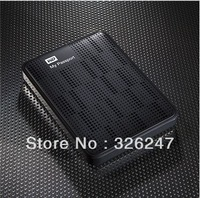 free shipping WD /My passport/2TB/2.5 inch USB3.0 external mobile hard drive high imitation products one year warrantly