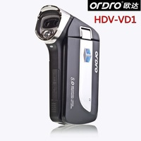 Ordro HDV-VD1 3D HD mini digital video camera, authentic & special & professional & consumer DV camcorders, Free Shipping