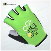 Hot! Hot Cycling Gloves TOUR OF FRANCE ALL TEAMS half finger gloves with  breathable for anti-shock F&P