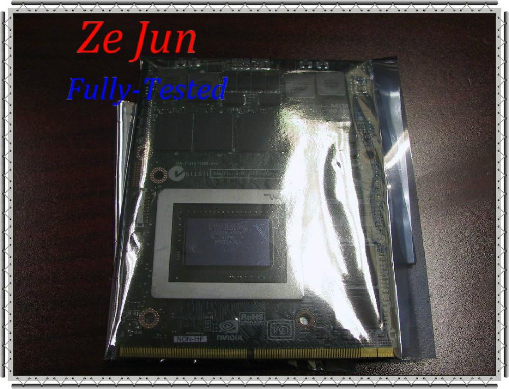 570M GTX MXM 3.0b DDR5 GTX570M GTX 570M 1.5GB Laptop Graphics VGA Card GPU VEDIO CARDS tablet China market of electronic(China (Mainland))