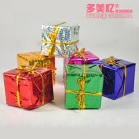 Christmas tree decoration pendant multi MeiYiJia mixing small packs loaded box ornaments Christmas tree ornaments