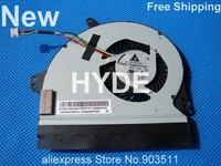 NEW KSB0705HB - CA1B 13GNNO10P010-/DQ5D587E001 CPU FAN FOR ASUS X501 X501A CPU COOLING FAN