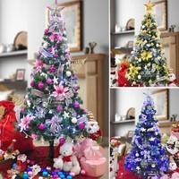 Bag sends more MeiYiJia 1.5 m Lantern Christmas packages Christmas packages Christmas decoration three elections