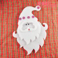 Christmas Santa Claus head multi MeiYiJia old head pendant pendant plane tree decorations