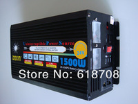 1500W UPS Power Inverter With 20A Charger 24V DC TO 220V AC