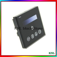 New! Led Touch Panel Dimmer, wall mounted led panel lights controller, AC85-260V, free shipping
