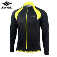 Winter windproof ride fleece long-sleeve top outdoor cycling clothing top male