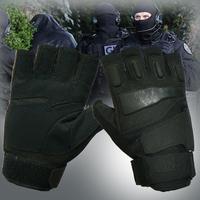 Black hawk male gloves semi-finger outside sport hiking gloves ride sunscreen slip-resistant thin