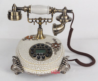 Fashion Rustic Antique Telephone  tl0210ws