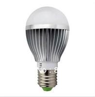 Items color silver E27 e27 base Taiwan ship 5730smd 10*0.5w led 5w LED Bulbs 85-265V Aluminum LED Bubble Ball Bulb home lighting