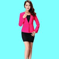 New arrival 2013 suit clothes all-match fashion suit female outerwear