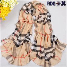 silk scarf shawl promotion