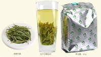 Chian famous yellow tea 500g new arrival Huangshan Maofeng tea organic green tea Yellow Mountain Fur Peak