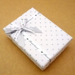 Exquisite gift box ldquo . necklace earrings ring gift box - color
