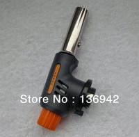 Portable Gas Torch Butane Burner Lighter Flamethrower BBQ Camping Soldering Tool  Kitchen Torch Lighter