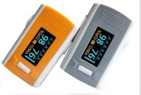 Free shipping Finger Pulse oximeter ,OLED screen ,SPO2  oximeter,oximeter with beep alarm