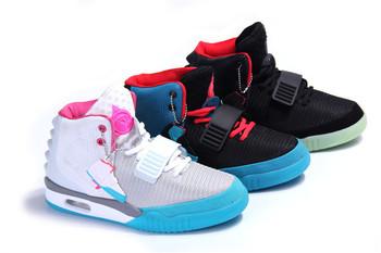 Cheap Air Yeezy 2 Basketball Shoes Women New Brand Air Yeezy 2 Kanye retro West Women dance sport Sneaker Sport Shoes