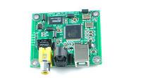 32bit 384kHz CM6631A USB to SPDIF Coaxial DAC SC