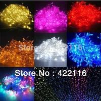 christmas lights 20M 200 SMDs LED String Strip Garlands EU/UK/US/AU plug Fairy Light Wedding Party Garden decoracao