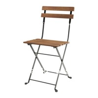 Tarno Folding Chair, acacia, steel 001.651.28
