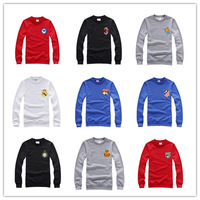 Hot Sale Soccer Sweatshirt For Men Winter Sport Pullover Fashion Cotton Crewneck Cheap Sportwear Wholesale