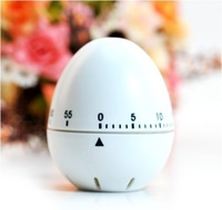 Kitchen timer egg shape timed reminder mechanical timep reminder