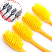 Min. order is $10(mix order) Nano travel home soft-bristle toothbrush 4 set b362