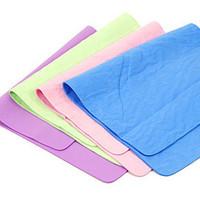 Min. order is $10(mix order) Multi purpose imitation deerskin towel cleaning towel absorbent towel measurement c019
