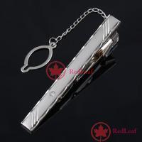 [Hot] Hot Simple Fashion Men Necktie Silver Tone Metal Clamp Jewelry Decor Tie Clip 02 wholesale