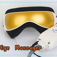 Hot Health Electric Magnetic Alleviate Fatigue Eye Care Relax Massager with Microcomputer Control,