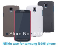 Nillkin case for samsung I9295 phone frosted shield case free shipping