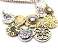 Women fur brand of retro fashion even Ring Necklace new 2013 supernova sale girls jewelry free shipping