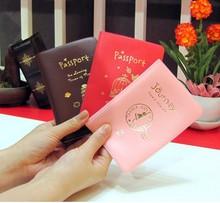 Fashion New Travel Passport Cred