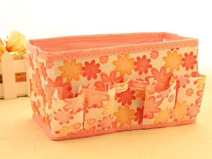 Free shipping + factory price+ wholesale 25 pcs Queer e9140 dressing flower jewelry box small storage bag(China (Mainland))