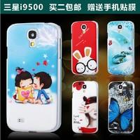 For samsung   i9500  for SAMSUNG   s4 phone case mobile phone case protective case galaxys4 4 protective case