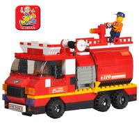 0220  building block rapid fire tank fire Designers children educational toys Lego compatible