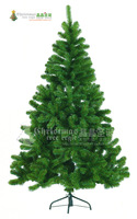 180cm encryption iron feet green christmas tree 1.8 meters christmas decoration supplies