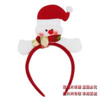 Rgxzr buckle snowily buckle headband christmas decoration gift Christmas