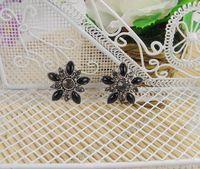 Original design fashion vintage stud earring elegant gentlewomen birthday gift