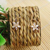 Small exquisite aesthetic elegant stud earring